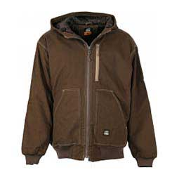 Modern Mens Hooded Jacket Bark - Item # 43746