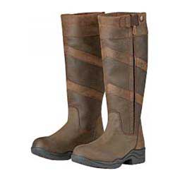 Womens Lewes Zip Boots Brown - Item # 43770