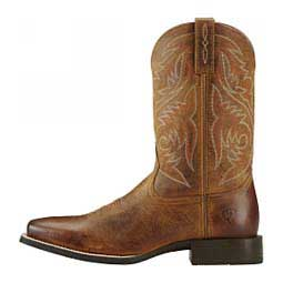 "Sport Herdsman 11"" Cowboy Boots Powder Brown - Item # 43798"