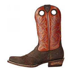 "Circuit Striker 12"" Cowboy Boots Chocolate Gaucho - Item # 43801"