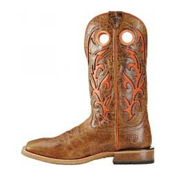 "Barstow 13"" Cowboy Boots Dust Brown - Item # 43802"