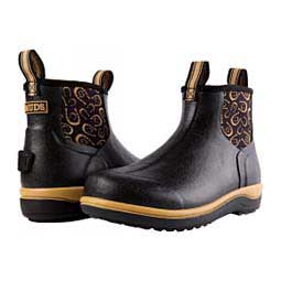 "Muds Stay Cool 6"" Womens Boots Gold/Black - Item # 44064"