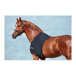 Rambo Slinky Shoulder for Horses Black - Item # 44108