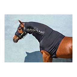 Rambo Slinky Hood for Horses Black - Item # 44109