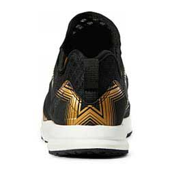 Fuse Womens Athletic Shoes Black/Gold - Item # 44215