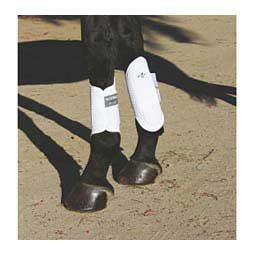 Pro Performance Hybrid Horse Splint Boots White M (10 1/4'') 2 ct - Item # 44243
