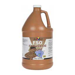 FSO Flax Seed Oil Blend for Animals Gallon (64-128 days)  - Item # 44365
