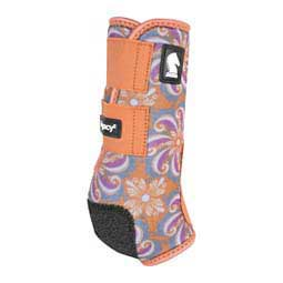 Classic Legacy 2 Support Front Horse Boots Pinwheel - Item # 44539