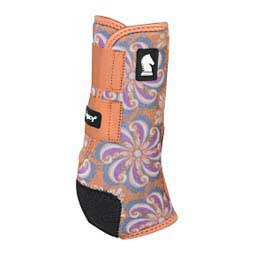 Classic Legacy 2 Support Hind Horse Boots Pinwheel - Item # 44540