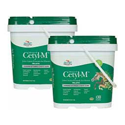Advanced Cetyl M Joint Action Pellets for Horses 2 ct multipack (22.4 lbs total/64-260 da - Item # 44727