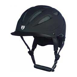 Tipperary Sportage Hybrid 8700 Horse Riding Helmet Black/Carbon - Item # 44734