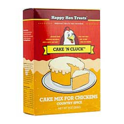 Cake 'N Cluck Cake Mix for Chickens Happy Hen Treats
