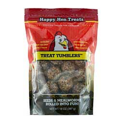 Treat Tumblers Premium Treats for Chickens Happy Hen Treats