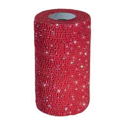 PowerFlex Glitter Bandage Red - Item # 45098