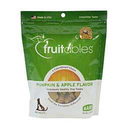 Crunchy Baked Dog Treats Pumpkin Apple - Item # 45335