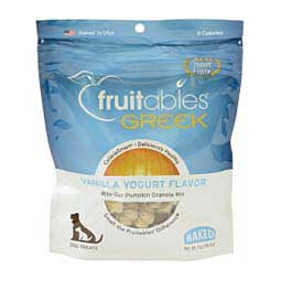 Greek Yogurt Dog Treats Vanilla - Item # 45346