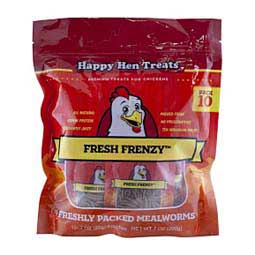 Fresh Frenzy Premium Treats for Chickens 10 ct - Item # 45361