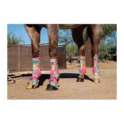 SMB VenTech Elite Support Horse Boots Value Pack Miami - Item # 45468