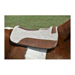 Contoured Mini/Pony Saddle Pad Tan - Item # 45504
