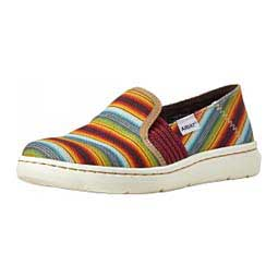 Ryder Womens Shoes Muted Serape - Item # 45718C