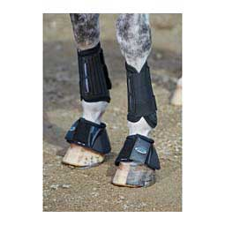 Eventing Front Horse Boots Black - Item # 45816