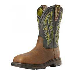 "Workhog XT VentTek Spear Western 11"" Work Cowboy Boots Acid - Item # 46084"