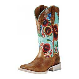 """Circuit Champion Western 12"""" Cowgirl Boots Ariat"""