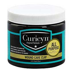 Curicyn Wound Care Clay for Animals 16 oz - Item # 46167