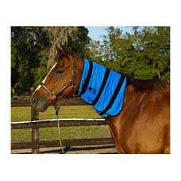 Equi Cool Down Neck Wrap for Horses Blue - Item # 46174