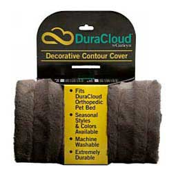 Duracloud Pet Bed Contour Cover - XS Charcoal - Item # 46393