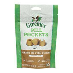 Greenies Pill Pocket Tabs Peanut Butter - Item # 46405