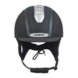 Champion Evolution Puissance Horse Riding Helmet Black - Item # 46428