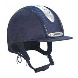 Champion Evolution Puissance Horse Riding Helmet Navy - Item # 46428