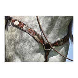 Brindle Tack Set Breast Collar - Item # 46443