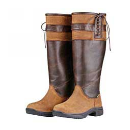 Dublin Manuesha Womens Boots Dark Brown - Item # 46488