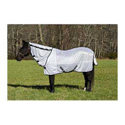 Comfy Mesh Combo Neck Horse Fly Sheet White - Item # 46499