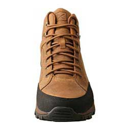 Waterproof Hiker Mens Shoes Tan - Item # 46510