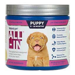 Vetericyn All-In Puppy Formula 90 ct - Item # 46557