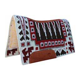Warbird Good Medicine Horse Saddle Pad Scarlet - Item # 46671