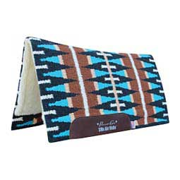 Sharp Shooter SMx Air Ride Horse Saddle Pad Pacific - Item # 46672