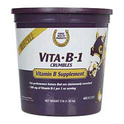 Vita B-1 Crumbles for Horses 3 lb (48 days) - Item # 46759