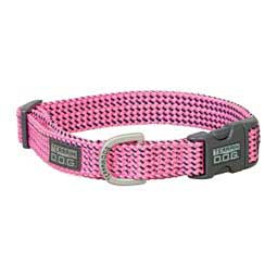 Elevation Dog Collar Pink/Navy - Item # 46782