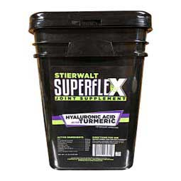 SuperFlex Joint Supplement with Hyaluronic Acid and Turmeric for Livestock 22.6 lb (157-315 days) - Item # 46842