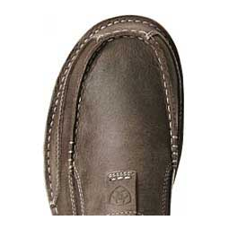 Eco Cruiser Slip-On Mens Casual Shoes Barbed Brown - Item # 46852