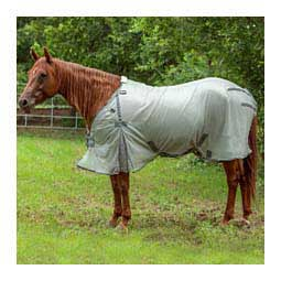 Econo Horse Fly Sheet with Standard Neck Gray - Item # 46929