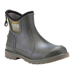 Sod Buster Mens Ankle Boots Moss/Gray - Item # 46939