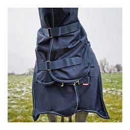 Avalanche Combo Turnout Horse Blanket Peacoat - Item # 47015
