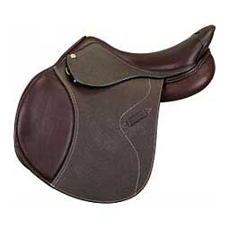 Henri De Rivel Club Close Contact Plus Saddle Australian Nut - Item # 47192