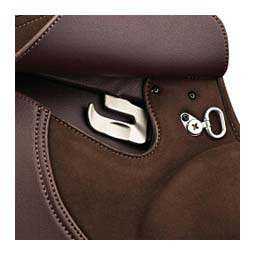 Wintec 2000 High Wither All Purpose Saddle Brown - Item # 47225
