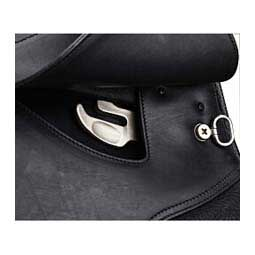 Arena Dressage Saddle Black - Item # 47250
